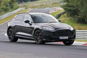 Aston Martin DBX – šta pripremaju Britanci?