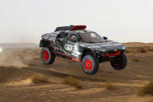 Audi RS Q e-tron – testovi u Maroku [Galerija]