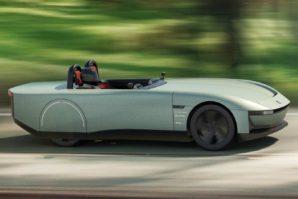 Aura Concept – britanski električni roadster
