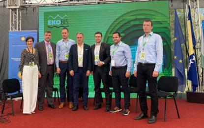 Centralna tema sajma EKOBIS 2021 u Bihaću bila je elektromobilnost