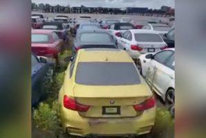 Pronađeno groblje s 3.000 napuštenih novih BMW-a i Minija [Video]