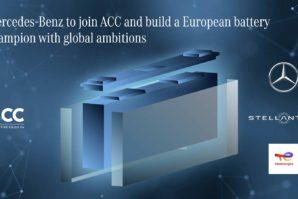 Daimler se pridružuje u ACC i investira u proizvodnju baterijskih ćelija