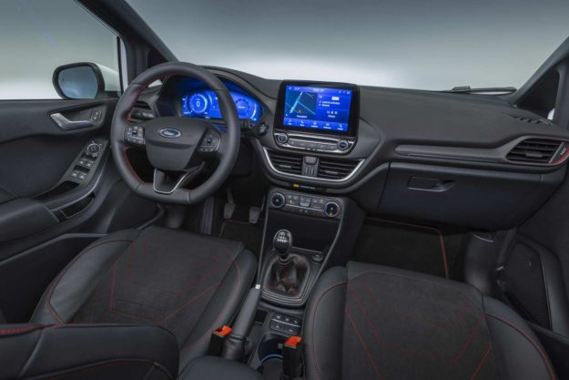 Ford Fiesta [2021]