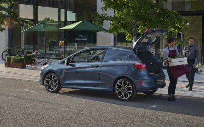Ford Fiesta Van – ljepša i ekonomičnija [Galerija]