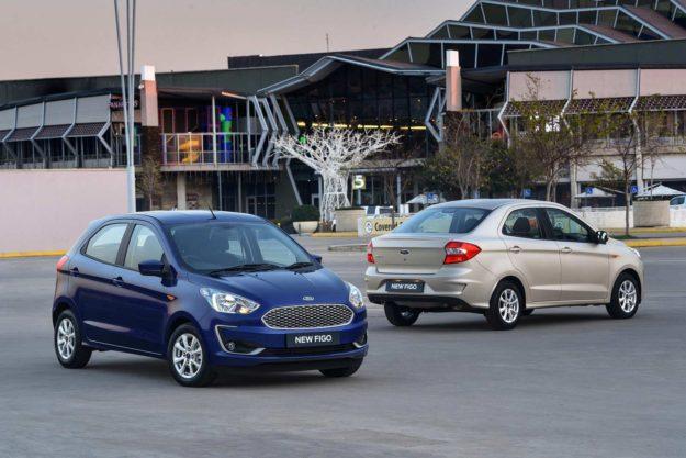 Ford Figo i Ford Figo Aspire [2021]