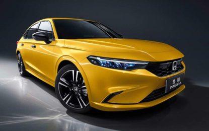 Honda Integra: Povratak slavnog imena [Galerija]