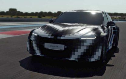 Hyundai Vision FK – sportski dvosjed s gorivim ćelijama
