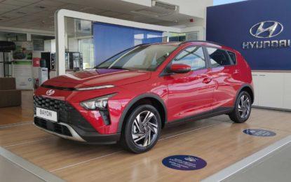 Hyundai Bayon: Najmanji član Hyundaijeve porodice SUV-ova stigao i u prodajne salone u BiH [Galerija]