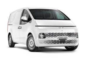 Hyundai Staria Load: Furgon verzija futurističkog vana [Galerija]