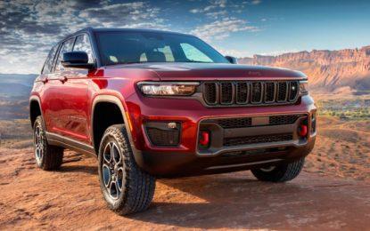 Jeep Grand Cherokee: Predstavljena kratka verzija [Galerija i Video]