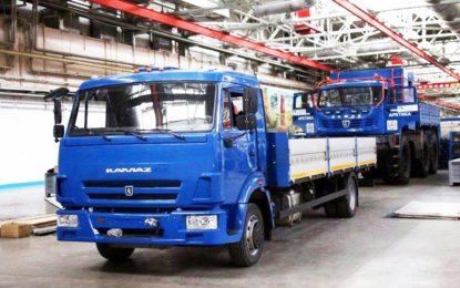 Kamaz 43083: Nastavlja se testiranje bespilotnog kamiona