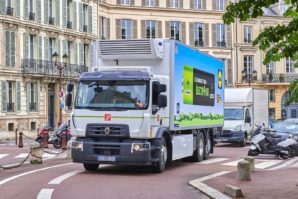 Renault Trucks D Wide Z.E.: Treći električni kamion u seriji