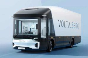 Volta Zero: Švedski električni kamion iz bivše fabrike MAN-a [Galerija i Video]
