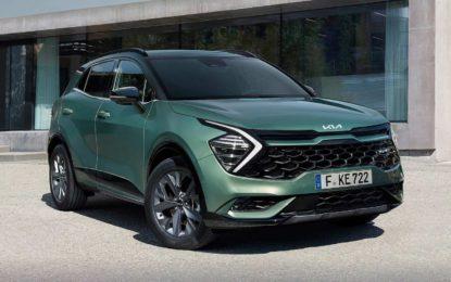 Predstavljen nova generacija SUV-a Kia Sportage: modernizacija i hibridizacija [Galerija i Video]