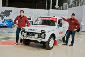 Rally Dakar: Lada Niva se vraća na najteže takmičenje [Galerija]