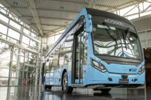 Mercedes-Benz eO500U – nova šasija za električne autobuse