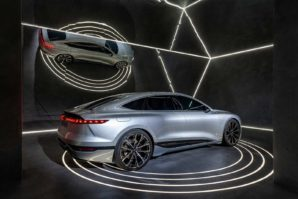 Audi A6 e-tron Concept – na Milan Design Weeku [Galerija]