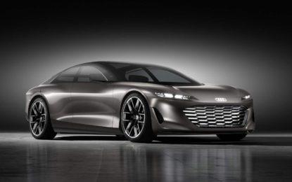 Audi Grandsphere Concept – električni luksuzni sedan [Galerija i Video]