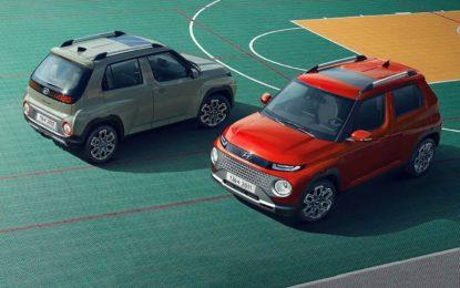 Hyundai Casper: Otkriven najmanji SUV marke