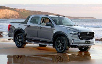 Mazda BT-50: Novi motor i širi raspon opreme