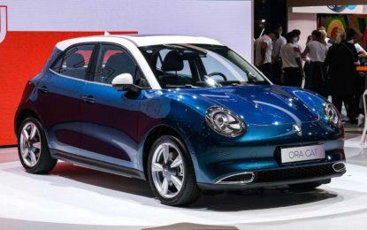 Ora Cat – kineski automobil za evropsko tržište [Galerija]