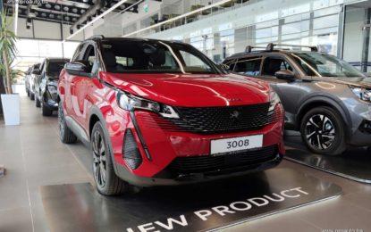 Blok iz Sarajeva ponudio Peugeote 3008 po povoljnijim cijenama [Galerija]