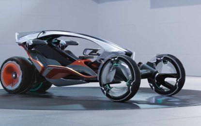SAIC R RYZR concept study – urbana mobilnost na novi način [Galerija]