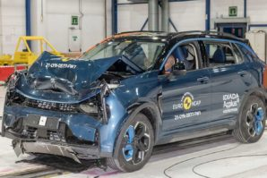 Novih pet odlikaša na EuroNCAP testu [Galerija i Video]