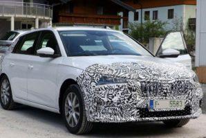 Škoda Scala facelift – početak cestovnih testova