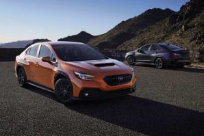 Subaru WRX: Nova generacija kultne sportske limuzine [Galerija i Video]