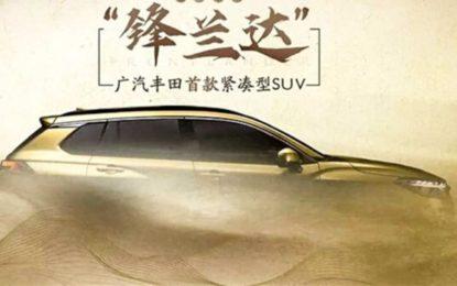 Toyota Frontlander: Najava novog SUV-a