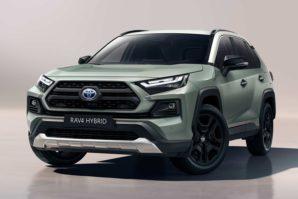 Toyota RAV4 Adventure – robustan izgled za avanturiste