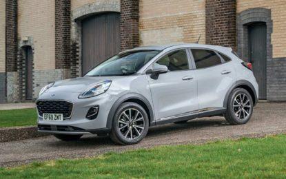 Velika Britanija: Ford Puma senzacionalni bestseller tržišta