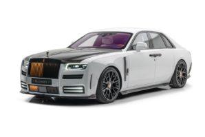 """Mansory Rolls-Royce Ghost V12 """"Silver Bullet"""" sa 720 KS [Galerija]"""