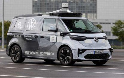 Volkswagen ID.Buzz kao osnova za moderni transport
