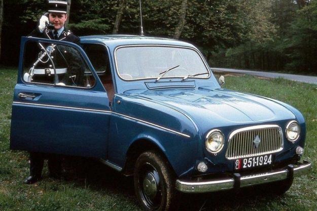 Renault 4 Gendarmerie [1961]