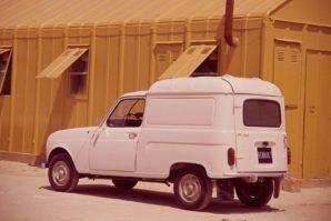 Renault 4 Fourgonnette [1961]
