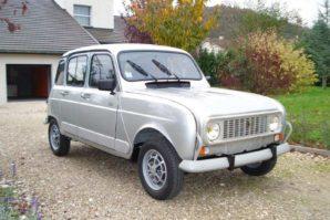 Renault 4 GTL Clan [1987]