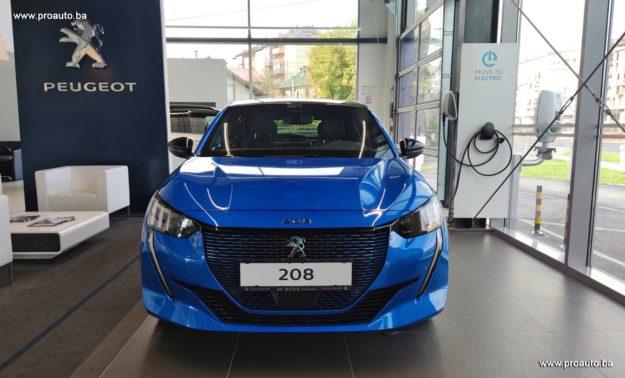 Peugeot e-208 [2021]