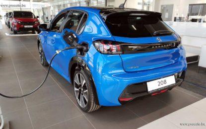 U BiH stigli prvi električni Peugeoti [Galerija]