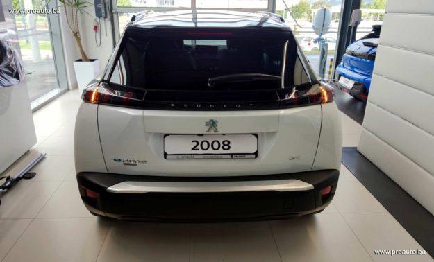 Peugeot e-2008 [2021]