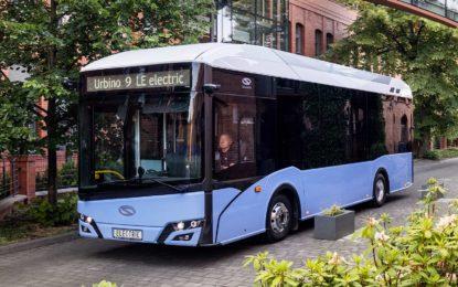 Solaris Urbino 9 LE electric – za gradske i međugradske rute [Galerija]