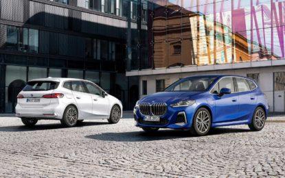 BMW serije 2 Active Tourer: Predstavljena druga generacija [Galerija i Video]