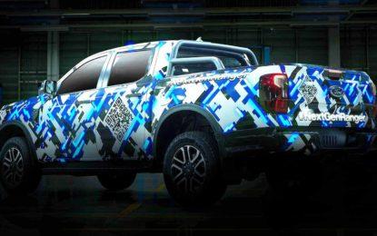 Uskoro stiže nova generacija popularnog pick-upa Ford Ranger [Video]