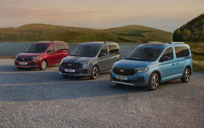 Ford predstavio novi Tourneo Connect – [Galerija i Video]