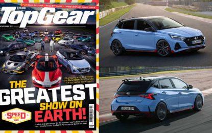 """26 najbržih automobila na svijetu je učestvovalo na Top Gearovoj """"Sedmici brzine 2021."""""""