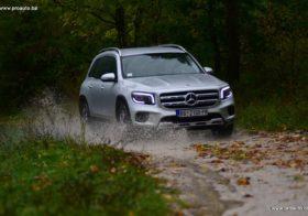 KRATKI TEST – Mercedes-Benz GLB 200 d (X247)