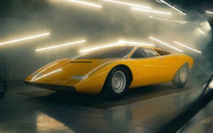 "Lamborghini Countach LP500: Ukazao se prvi prototip slavnog ""Bika"" [Galerija]"