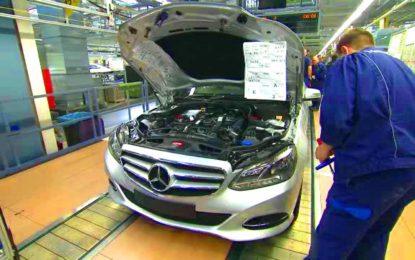 Potvrđeni veliki problemi u Mercedes-Benzu: Zbog nestašice elektronskih komponenti u proizvodnji, reduciraju opremu automobila