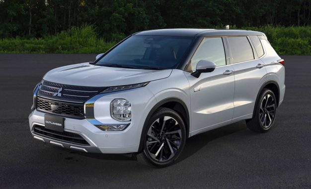 Mitsubishi Outlandera PHEV: Prve slike plug-in hibridne verzije